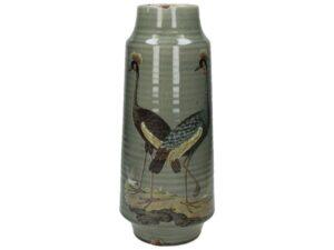 kraanvogel vaas